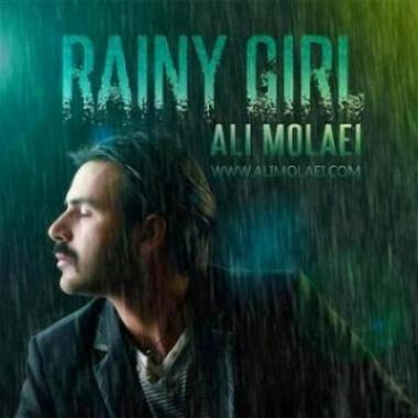 آهنگ جدید علی مولایی بنام دختر بارونی