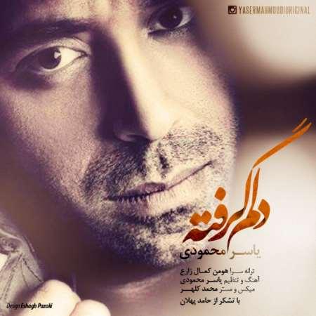 آهنگ جدید یاسر محمودی بنام دلم گرفته