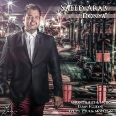 آهنگ جدید سعید عرب بنام دنیا